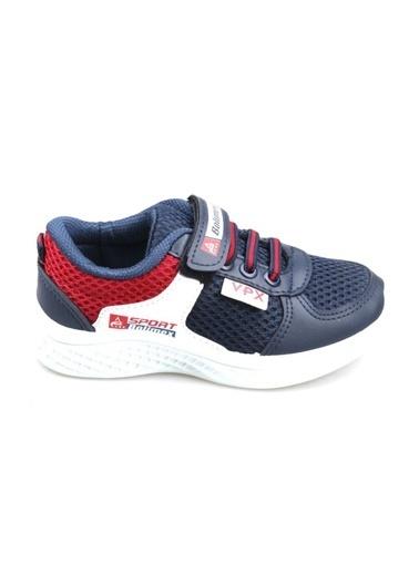 Papuçcity Bolimex 3310 Lacivert Erkek Çocuk Fileli Günlük Spor Ayakkabı Lacivert